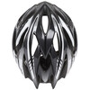 Rudy Project Rush Helmet Black-White (Shiny)